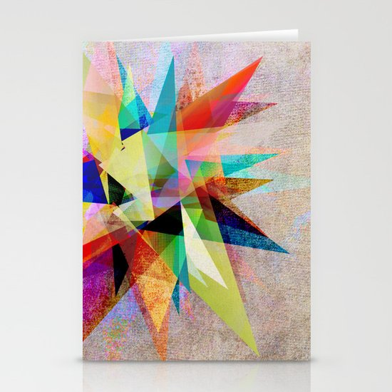 Colorful 2 Stationery Card