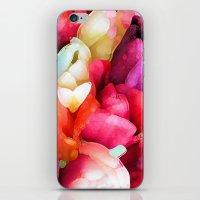 Flaming Tulips iPhone & iPod Skin