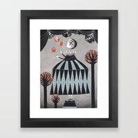 The Juggler's Hour Framed Art Print