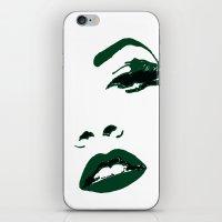 Ink Illustration iPhone & iPod Skin