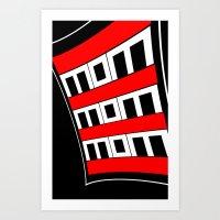 MoM2 Art Print
