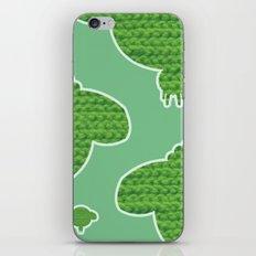 Wooly Sheep - 2 iPhone & iPod Skin