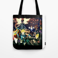 Final Adventure Fantasy Time! Tote Bag