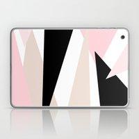 Blush Mod Triangles 2 Laptop & iPad Skin