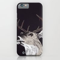 Deer (remindeer) iPhone 6 Slim Case