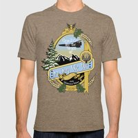 So Say We Ale Mens Fitted Tee Tri-Coffee SMALL