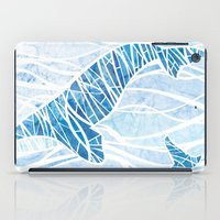 Two Whales iPad Case