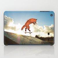 Skateboard FOX! iPad Case