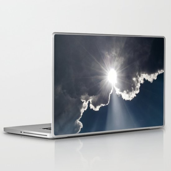 A Small Glimpse of His Glory Laptop & iPad Skin