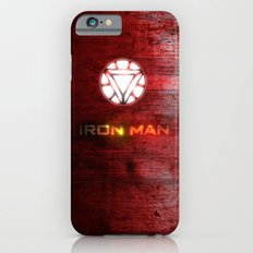 UNREAL PARTY 2012 AVENGERS IRON MAN FLYERS Slim Case iPhone 6s