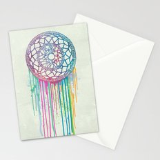 Watercolor Dream Catcher Stationery Cards