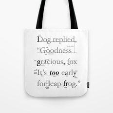 Goodness Tote Bag