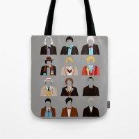 Twelve Doctors Tote Bag