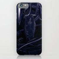 iPhone & iPod Case featuring Alien by MatoSwamp