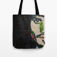 Primary Johnny Tote Bag
