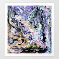 XSTASY // 13 Art Print