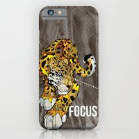 iPhone & iPod Case featuring Focus by Joshua T.Pearson