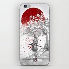 Kireji (cutting word) iPhone & iPod Skin