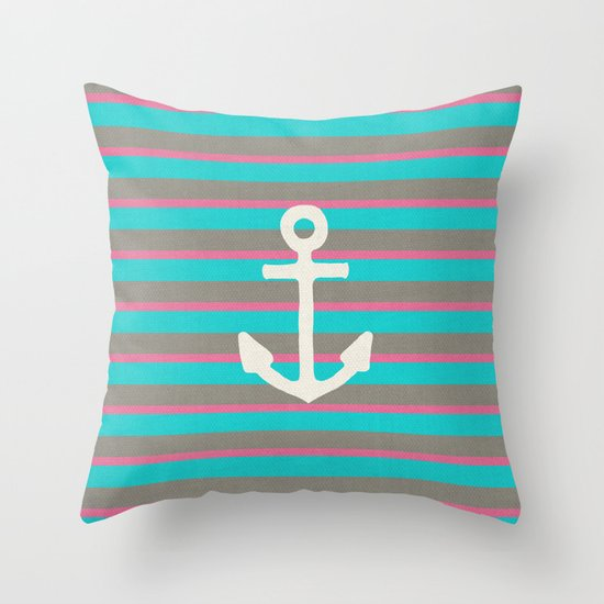 STAY II Throw Pillow