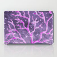 Crystalized Tree iPad Case