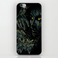 The life of the living dead iPhone & iPod Skin