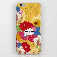 Kokeshina - Eté / Summer iPhone & iPod Skin