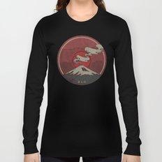 Fujisan Long Sleeve T-shirt