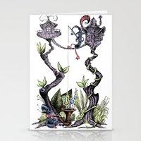 Tree Fun! Stationery Cards