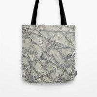 Sparkle Net Tote Bag