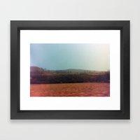 Pennsylvania Sky No.2 Framed Art Print