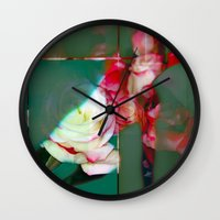 Body Language 11 Wall Clock