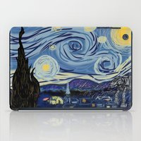 Starry Wars Night iPad Case
