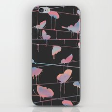 Hanging On for Dear Life iPhone & iPod Skin