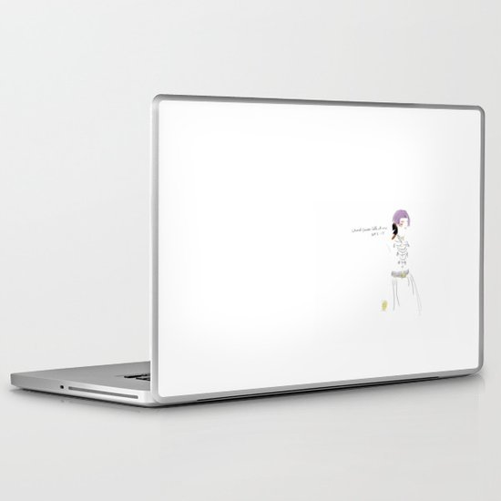 #theFIserie: Chanel Cruise Collection Laptop & iPad Skin