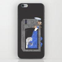 Microwave iPhone & iPod Skin