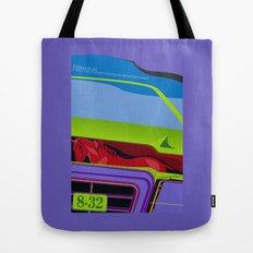 Lancia Thema Tote Bag