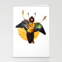 TurnTableTussi Stationery Cards