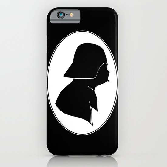 Dark Side Silhouette  iPhone & iPod Case