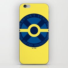 Sabrina's School for Gifted Youngsters iPhone & iPod Skin