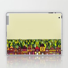 Train Back Home Laptop & iPad Skin