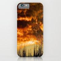 When Storm & Sunset Meet iPhone 6 Slim Case