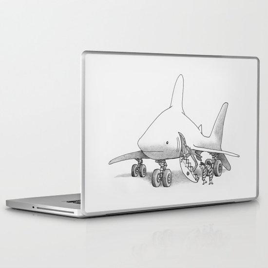 Pilot Fish Laptop & iPad Skin