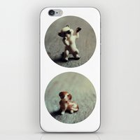 Cats & Dogs iPhone & iPod Skin