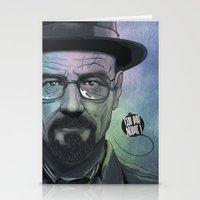 Heisenberg, Say My Name! Stationery Cards