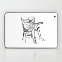 Musical Solitude Laptop & iPad Skin