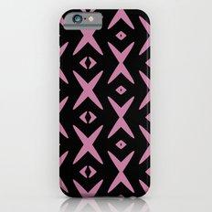 Pink X Slim Case iPhone 6s