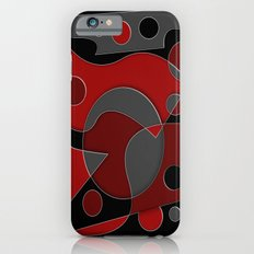 Abstract #319 iPhone 6 Slim Case