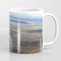 Iceland From Air Mug