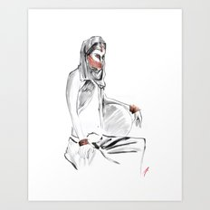 Turkish Delights - Gypsy Lover Art Print
