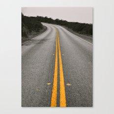 striped Canvas Print